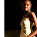 bn fashion show baige dress with encrusted strap 150x150 Meet Brenda Nambi of BAMBI: Fashion Designer from Uganda