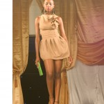 bn fashion show brown dress runway 150x150 Meet Brenda Nambi of BAMBI: Fashion Designer from Uganda