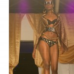 bn fashion show leopard print robe runway walk 150x150 Meet Brenda Nambi of BAMBI: Fashion Designer from Uganda