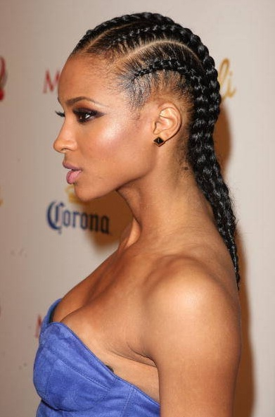 cornrows Winter Protective Styles for Your Hair