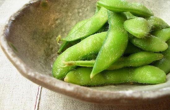 Health Concerns: New Out-look on Soy !