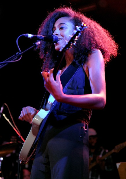 Neteral Celebrity News: Corinne Bailey's Special Performance