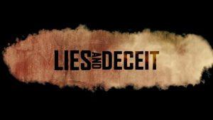 lies and deceit